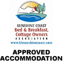 Sunshine Coast Bed and Breakfast Cottage Owners Association